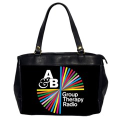 Above & Beyond  Group Therapy Radio Office Handbags (2 Sides)