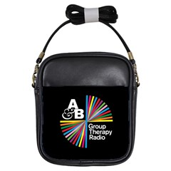 Above & Beyond  Group Therapy Radio Girls Sling Bags