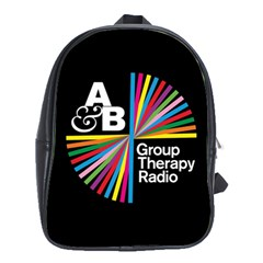 Above & Beyond  Group Therapy Radio School Bags (XL)