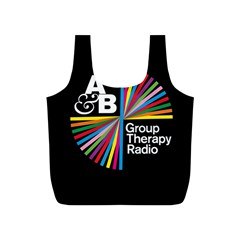 Above & Beyond  Group Therapy Radio Full Print Recycle Bags (S)