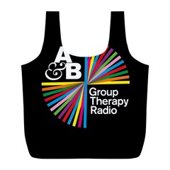 Above & Beyond  Group Therapy Radio Full Print Recycle Bags (l)