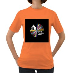 Above & Beyond  Group Therapy Radio Women s Dark T-Shirt