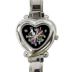 Above & Beyond  Group Therapy Radio Heart Italian Charm Watch