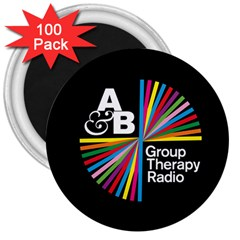 Above & Beyond  Group Therapy Radio 3  Magnets (100 pack)