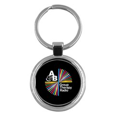 Above & Beyond  Group Therapy Radio Key Chains (Round)