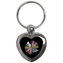 Above & Beyond  Group Therapy Radio Key Chains (Heart)