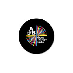Above & Beyond  Group Therapy Radio Golf Ball Marker (4 pack)