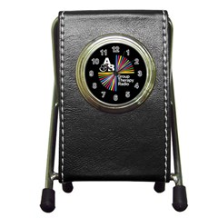 Above & Beyond  Group Therapy Radio Pen Holder Desk Clocks