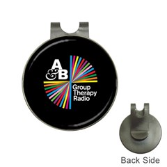 Above & Beyond  Group Therapy Radio Hat Clips with Golf Markers
