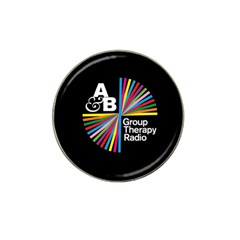 Above & Beyond  Group Therapy Radio Hat Clip Ball Marker