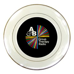 Above & Beyond  Group Therapy Radio Porcelain Plates