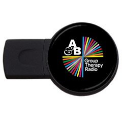 Above & Beyond  Group Therapy Radio USB Flash Drive Round (4 GB)