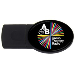 Above & Beyond  Group Therapy Radio USB Flash Drive Oval (4 GB)