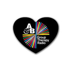 Above & Beyond  Group Therapy Radio Heart Coaster (4 pack)