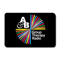 Above & Beyond  Group Therapy Radio Small Doormat