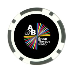 Above & Beyond  Group Therapy Radio Poker Chip Card Guards