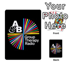 Above & Beyond  Group Therapy Radio Multi-purpose Cards (Rectangle)