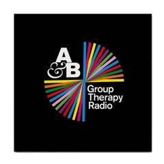 Above & Beyond  Group Therapy Radio Face Towel
