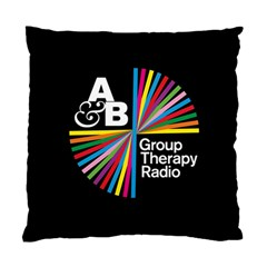Above & Beyond  Group Therapy Radio Standard Cushion Case (Two Sides)