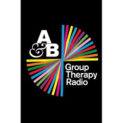 Above & Beyond  Group Therapy Radio 5.5  x 8.5  Notebooks