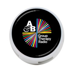 Above & Beyond  Group Therapy Radio 4-Port USB Hub (One Side)