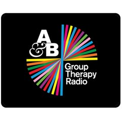 Above & Beyond  Group Therapy Radio Fleece Blanket (Medium)