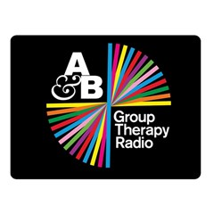 Above & Beyond  Group Therapy Radio Fleece Blanket (Small)