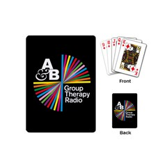 Above & Beyond  Group Therapy Radio Playing Cards (Mini)