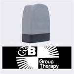 Above & Beyond  Group Therapy Radio Name Stamps 1.4 x0.5  Stamp