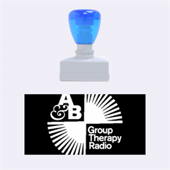 Above & Beyond  Group Therapy Radio Rubber Stamps (Medium)