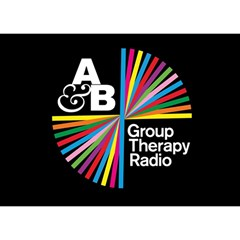 Above & Beyond  Group Therapy Radio Birthday Cake 3D Greeting Card (7x5)