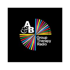 Above & Beyond  Group Therapy Radio Acrylic Tangram Puzzle (6  x 6 )