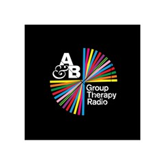 Above & Beyond  Group Therapy Radio Acrylic Tangram Puzzle (4  x 4 )
