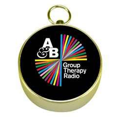 Above & Beyond  Group Therapy Radio Gold Compasses