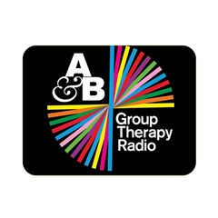 Above & Beyond  Group Therapy Radio Double Sided Flano Blanket (Mini)