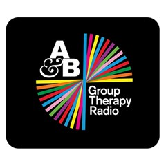 Above & Beyond  Group Therapy Radio Double Sided Flano Blanket (Small)