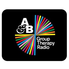 Above & Beyond  Group Therapy Radio Double Sided Flano Blanket (Medium)