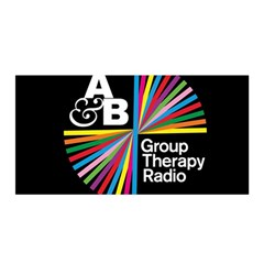 Above & Beyond  Group Therapy Radio Satin Wrap