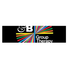 Above & Beyond  Group Therapy Radio Satin Scarf (Oblong)