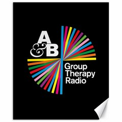 Above & Beyond  Group Therapy Radio Canvas 16  x 20
