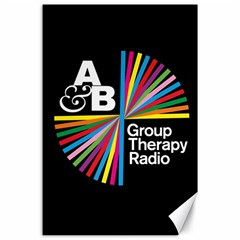 Above & Beyond  Group Therapy Radio Canvas 24  x 36