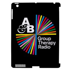 Above & Beyond  Group Therapy Radio Apple iPad 3/4 Hardshell Case (Compatible with Smart Cover)