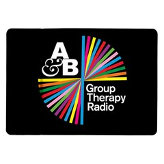 Above & Beyond  Group Therapy Radio Samsung Galaxy Tab 10.1  P7500 Flip Case