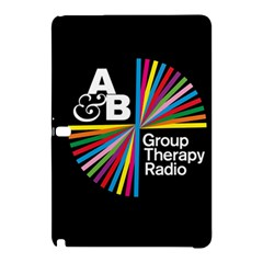 Above & Beyond  Group Therapy Radio Samsung Galaxy Tab Pro 12 2 Hardshell Case