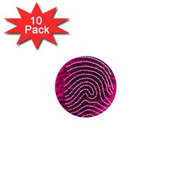 Above & Beyond Sticky Fingers 1  Mini Magnet (10 pack)