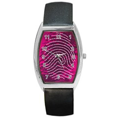 Above & Beyond Sticky Fingers Barrel Style Metal Watch