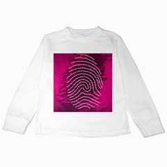 Above & Beyond Sticky Fingers Kids Long Sleeve T-Shirts