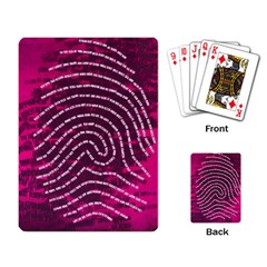 Above & Beyond Sticky Fingers Playing Card