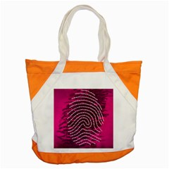 Above & Beyond Sticky Fingers Accent Tote Bag