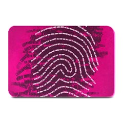 Above & Beyond Sticky Fingers Plate Mats
